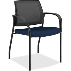 HON Stacking Chair w/Glides 25'x21-3/4'x33-1/2' CU NY Seat IS108IMCU98