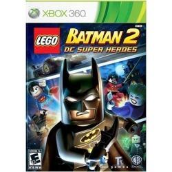 Lego Batman 2: DC Super Heroes Xbox 360 Game