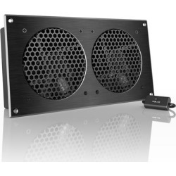 AC Infinity AIRPLATE S7, Quiet Cooling Fan System with Speed Control, for Home Theater AV Cabinet Cooling found on Bargain Bro India from Newegg Canada for $66.34