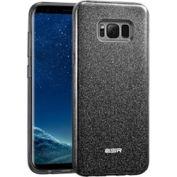 Samsung Galaxy S8 Plus Case, ESR Samsung Galaxy S8 Plus Makeup Series Back Cover Shinning Protective Bumper Bling Glitter Case for Samsung Galaxy S8