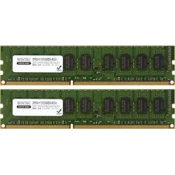 Wintec 8GB (2 x 4GB) 240-Pin DDR3 SDRAM DDR3 1333 (PC3 10600) Server Memory Model 3RSH13339E9-8GK
