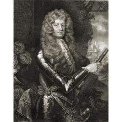 Posterazzi DPI1858816 James Butler 12th Earl & 1St Duke of Ormonde 1610-1688 Irish Statesman Poster Print, 13 x 17