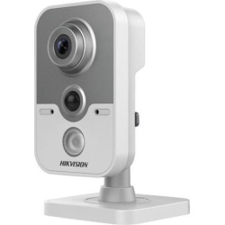 Hikvision Turbo HD DS-2CE38D8T-PIR 2 Megapixel Surveillance Camera - Monochrome, Color