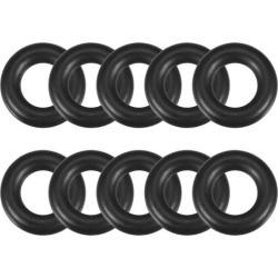 O-Rings Nitrile Rubber 11mm x 19mm x 4mm Seal Rings Sealing Gasket 10pcs