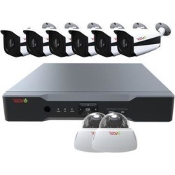 Revo America RA83VD2IB6I-2T Aero HD 8 Channel Surveillance Video Security System with 8 Indoor & Outdoor 5 Megapixel Cameras found on Bargain Bro India from Newegg Business for $705.67