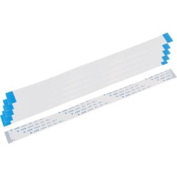 Unique Bargains 6 Pcs 200x13mm 0.5mm Pitch 26Pins FPC Flex Wire FFC Flexible Flat Ribbon Cable found on Bargain Bro India from Newegg Canada for $8.66