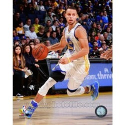 Posterazzi PFSAARO21401 Stephen Curry 2014-15 Action Sports Photo - 8 x 10 in.