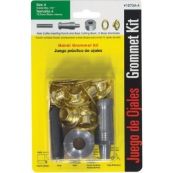 Lord & Hodge 1073A-4 #4 Handi-Grommet Kits