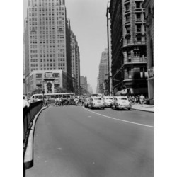 Posterazzi SAL255423774 USA New York City Street Scene Poster Print - 18 x 24 in. found on Bargain Bro India from Newegg Canada for $54.22