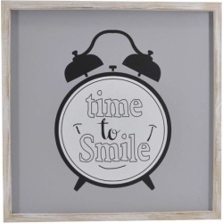 TX USA Corporation Wooden Time to Smile Decorative Wall Art found on Bargain Bro India from Newegg Canada for $44.83