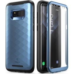 Supcase 752454319633 Case for Galaxy S8 - Blue