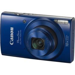 Canon PowerShot ELPH 190 IS Digital Camera - Blue