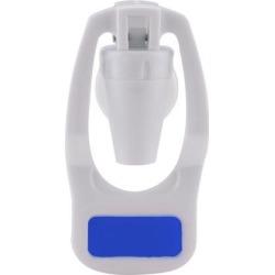 Blue Water Cooler Faucet Plastic Water Dispenser Clean Spigot Fits Adaptor Hot Cold Water Faucet Tap Replacement