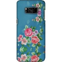 Designer Stylish Printed Graphic Handcrafted Lightweight Snap On Shockproof Hard Shell Skin Back Cover Carrying Case for Samsung Galaxy S8 SM-G950U,