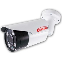 Rugged Cams Platinum-SL4 Bullet Starlight Security Camera - High Definition 4-in-1 Programmable Choice