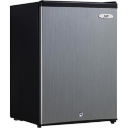 Sunpentown 2.1 cu. ft. Upright Freezer with Energy Star, Stainless Steel UF-214SS found on Bargain Bro India from Newegg for $218.99
