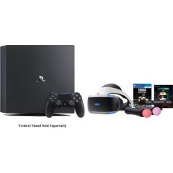 Playstation 4 VR Creed and Superhot Pro Bundle: Play Playstation 4 Pro 1TB Console and Playstation VR Creed Rise to Glory and Superhot VR