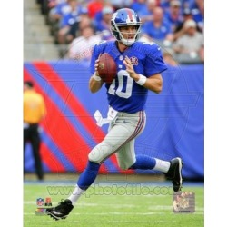 Eli Manning 2014 Action Sports Photo (8 x 10)