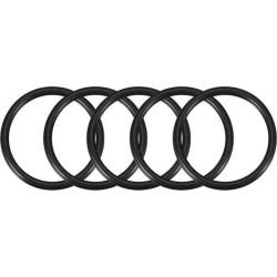 O-Rings Nitrile Rubber 60mm x 70mm x 5mm Seal Rings Sealing Gasket 5pcs