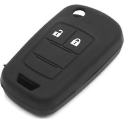 2 Button Rubber Car Remote Control Key Cover Case Protector Black for Buick found on Bargain Bro Philippines from Newegg Business for $5.25