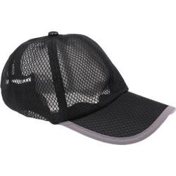 Men Women Mesh Peak Cap Baseball Cap Outdoor Sports Golf Hats Black