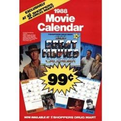 Movie Calendar Movie Poster (27 x 40)