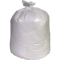 Liner 40X46 45Gl .74Mil White 25/Roll Renown Janitorial REN24512-CA 741224245128