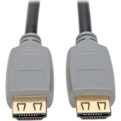 Tripp Lite High-Speed 4K HDMI 2.0a Cable with Gripping Connectors, 10-ft. (P568-010M-2A) found on Bargain Bro Philippines from Newegg Canada for $13.23