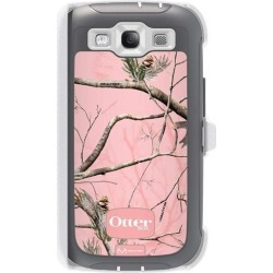 OtterBox Defender Series Case and Holster for Samsung Galaxy S III - Retail Packaging - Realtree Camo - AP Pink (Discontinued by Manufacturer)