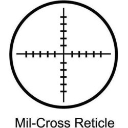 11-33x50 WP Tactical Angled Spotting Scope w/Mil Dot Reticle