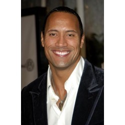 Dwayne The Rock Johnson At Arrivals For Doom Premiere Photo Print (8 x 10)