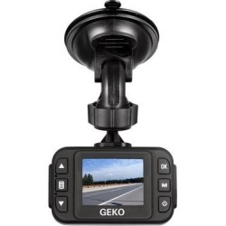 GEKO E100 1080p Dash Camera with DVR found on Bargain Bro India from Newegg Business for $69.99