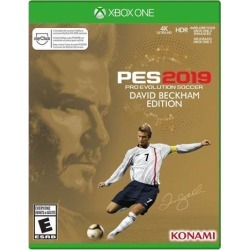 Pro Evolution Soccer 2019 David Beckham Edition - Xbox One found on Bargain Bro India from Newegg Business for $57.25