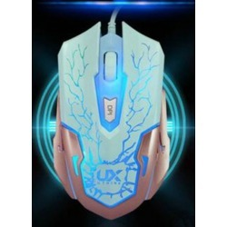 DOBACNER USB gaming mouse CL LOL wired backlighting professional gaming mouse