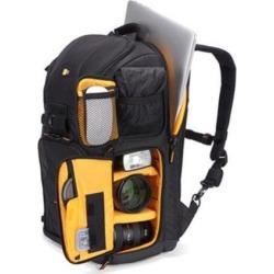 Case Logic DSLR Camera with 15.6' Laptop, Sling Backpack - Black