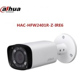 Dahua HAC-HFW2401R-Z-IRE6 4MP WDR HDCVI IR Bullet Camera 2.7-12mm motorized lens found on Bargain Bro India from Newegg Canada for $108.22
