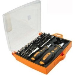 JM-6107 79 in 1 Professional Hardware Screwdriver SET Electronics Repair