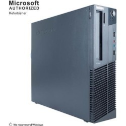 Recertified - Certified Refurbished Lenovo ThinkCentre M81 SFF Intel i5 2400 3.10GHz, 8GB DDR3, Brand New 240GB SSD, DVD, WIFI, BT 4.0, HDMI, VGA. found on Bargain Bro India from Newegg Canada for $273.49