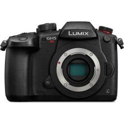 Panasonic LUMIX GH5s C4K 10.2MP MOS Wi-Fi + Bluetooth Mirrorless ILC Camera Body
