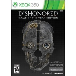 Dishonored: Game of the Year Edition Xbox 360 Game found on GamingScroll.com from Newegg for $16.10