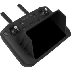 Protective Silicone Case with Sunhood for DJI MAVIC 2 Smart Controller Black