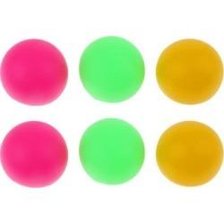 12 Pcs Beach Table Tennis Balls Beer Ping Pong Colorful Cat Balls A