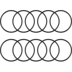 O-Rings Nitrile Rubber 40mm x 43.6mm x 1.8mm Seal Rings Sealing Gasket 10pcs