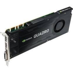 Recertified - NVIDIA Quadro K4200 4GB GDDR5 256-bit PCI Express 2.0 x16 Full Height Video Card