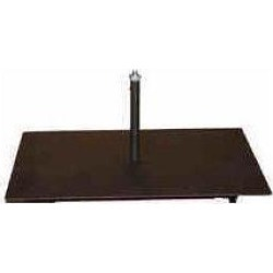 Sports Radar Table Top Stand - 4' mount for all Sports Radar Guns and 4' Display