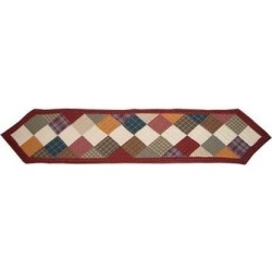 Patch Magic TRRUSC-S Rustic Cabin, Table Runner Small 54 x 16 in.