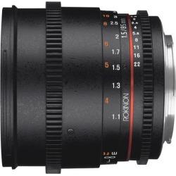 Rokinon 85mm T1.5 Full Frame Cine DS Lens for M4/3 Cameras