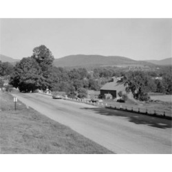 Posterazzi SAL255424068 USA Vermont Near Jericho Highway 15 Poster Print - 18 x 24 in.