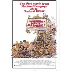Movie Madness Movie Poster (27 x 40)