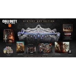 Call Of Duty Black Ops 4 Collectors Edition (console not included) - Xbox One